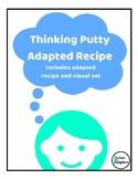 Thinking Putty Adapted Recipe