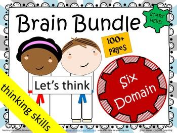 Thinking Skills BUNDLE K-2