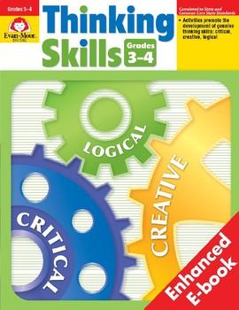Thinking Skills, Grades 3-4