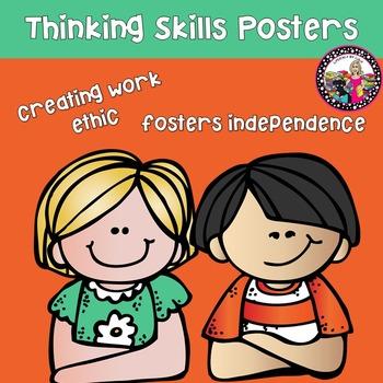 Thinking Skills Posters!!