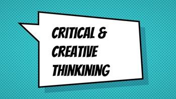 Thinking Skills Posters