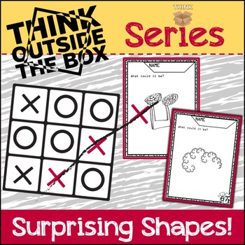 Thinking Skills Think Outside of the Box Series ~ Surprising Shapes