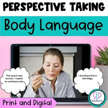 Perspective Taking-Social Skills- Facial expression & body language
