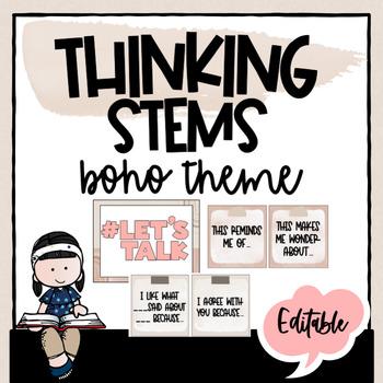 Thinking Stems