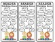 Thinking Stems Bookmarks (Common Core: 1.RL.1, 2.RL.1, 3.R