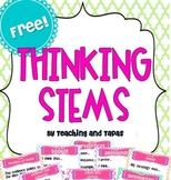 Thinking Stems FREEBIE