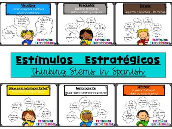Thinking Stems in Spanish
