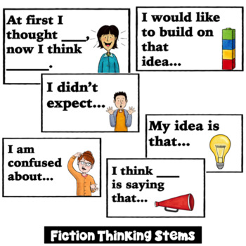 Thinking Stems- Fiction