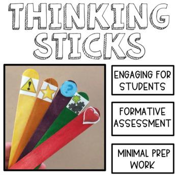 Thinking Sticks