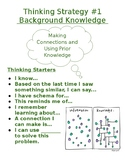 Thinking Strategies Posters complete set