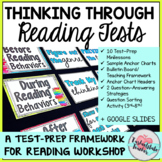 ELA Test Prep Minilesson Framework for Reading Comprehension Tests