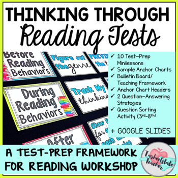 Test Taking Strategies and Test Prep Minilesson Framework