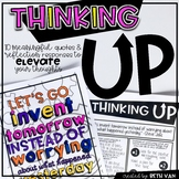 GROWTH MINDSET Quotes and Reflection Activity