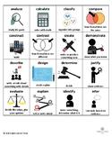 Thinking Verb Icons