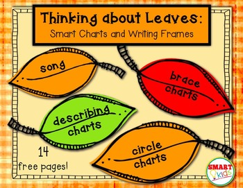 Thinking about Leaves: Smart Charts and Writing Frames