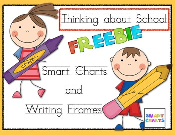 Thinking about School: Smart Charts FREEBIES
