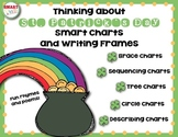 Thinking about St. Patrick's Day: Smart Charts and Writing Frames