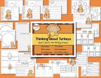 Thinking about Turkeys: Smart Charts and Writing Frames