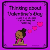 Thinking about Valentine's Day| GATE, Enrichment, Early Finishers