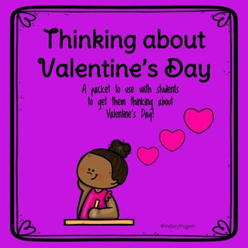 Thinking about Valentine's Day: Enrichment Activities
