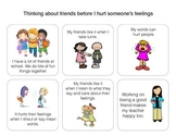 Social Story: Thinking about other people's feelings