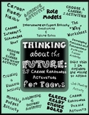 Thinking about the Future 17 Career Readiness Activities for Teens