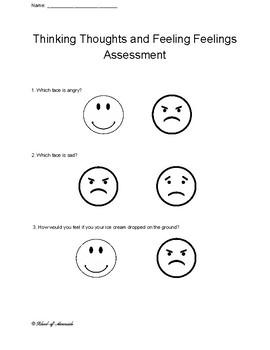 Thinking and Feeling Social Skills