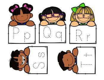 Thinking of Beginning Sounds! Kindergarten Literacy Center for Phonics