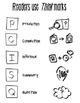 Thinkmark Charts (and Bookmarks!)