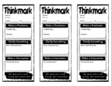 Thinkmarks (During Reading Strategies)