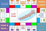 Thinkopoly- 2nd Grade Reading