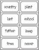 Third 100 Fry Word Flashcards