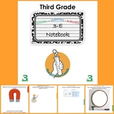 Third (3rd) Grade Science Notebook ENGLISH