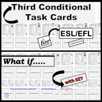 Third Conditional - Task Cards