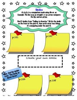 Third Grade (3rd Grade) Reading Wonders Interactive Notebook Unit 2 Week 2