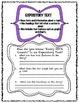 Third Grade (3rd Grade) Reading Wonders Interactive Notebook Unit 2 Week 3