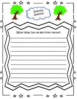 Third Grade (3rd Grade) Reading Wonders Interactive Notebook Unit 3 Week 4