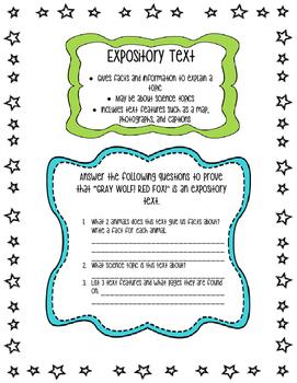 Third Grade (3rd Grade) Reading Wonders Interactive Notebook Unit 4 Week 3