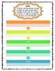 Third Grade (3rd Grade) Reading Wonders Interactive Notebook Unit 4 Week 5