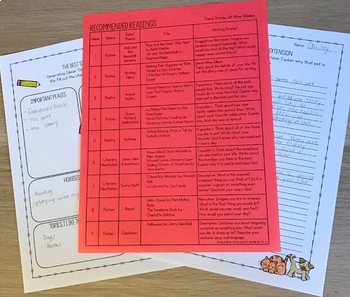 Third Grade A TEK-a-Day Reading Test Prep & Review, 4th Nine Weeks