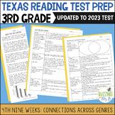Third Grade A TEK-a-Day Reading Test Prep & Review, 4th Ni