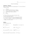 Third Grade Addition Number Sense REVIEW