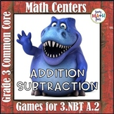 Addition Subtraction Games and Activities - Within 1000 - Third Grade