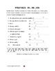 Third Grade Affixes Puzzles