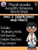 Third Grade: Amplify Science Focus Wall- Unit 2
