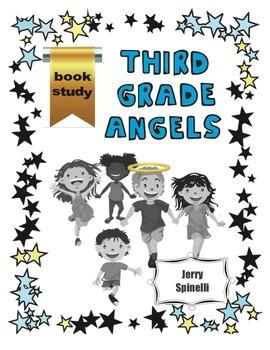 Third Grade Angels Book Study (Jerry Spinelli)
