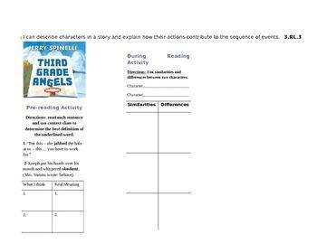Third Grade Angels Chapter 2