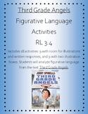 Third Grade Angels Figurative Language Activities