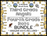 Third Grade Angels | Fourth Grade Rats BUNDLE (Jerry Spinelli) 2 Novel Studies
