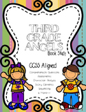 Third Grade Angels & Fourth Grade Rats: Spinelli CCSS Book Study Bundle!